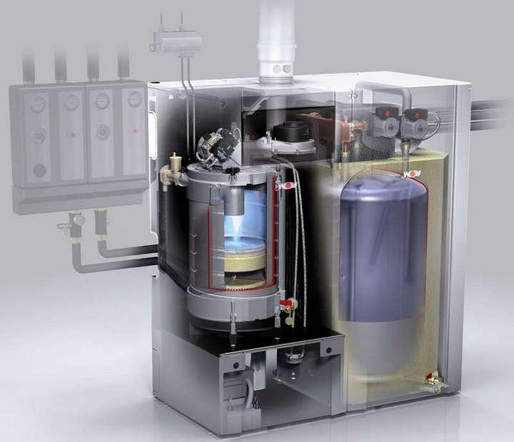 Λέβητες - Καυστήρες πετρελαίου