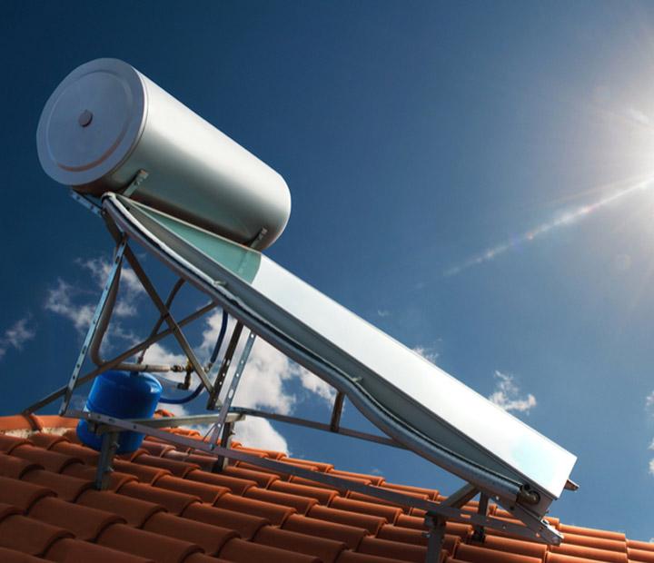 Ηλιακοί θερμοσίφωνες διπλής - τριπλής ενέργειας